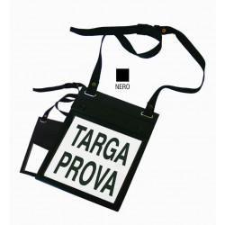 CUSTODIA PORTA TARGA